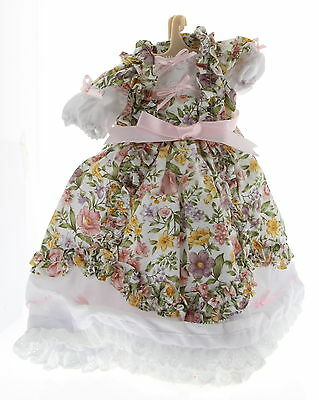 """DANBURY MINT Shirley Temple Doll """"The Littlest Rebel"""" Outfit With Costume Stand"""