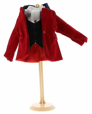 """DANBURY MINT Shirley Temple """"Just Around The Corner"""" Doll Outfit"""