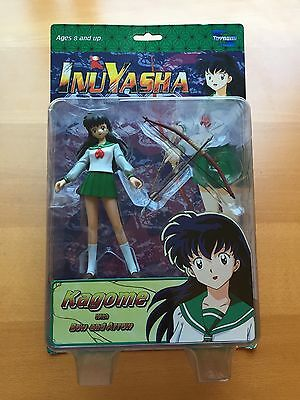 Kagoma with Bow and Arrow Inuyasha Action Figure Series 1 New 2004