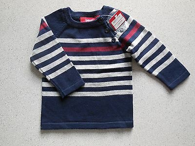 'sprout' Baby Boy Girl Lightweight Jumper Size 000 Fits 0-3M *new