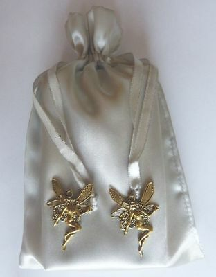 Gold Goddess Silver Tarot Bag