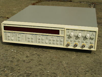 Stanford Research SR620 Time and Frequency Counter + Opt 01 Timebase