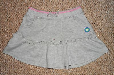 ☆ Mothercare Baby Girls Grey Marl Casual Skirt 18-24 Months ☆