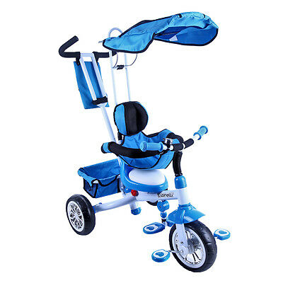 Tricycle Lorelli Blue & Pink