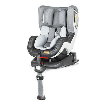 Car seat Group 0+ / 1 ISOFIX Rider Chipolino REAR and FORWARD faceing 0-4 years
