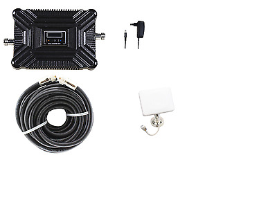 900MHz GSM  Amplifier cellphone signal Booster full kit with 2 antennas