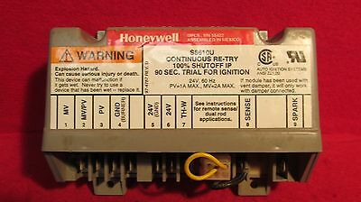 Honeywell S8610U Continuous Retry Hot Surface Ignition Module