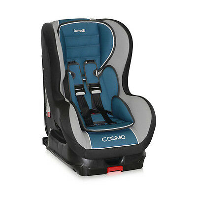 Baby Car Seat with Isofix Group 1 (9-18kg) - 9 Months - 3 / 4 years Lorelli