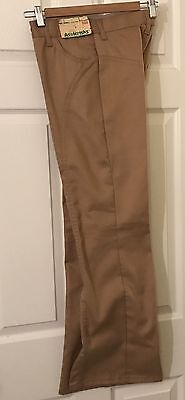 Rare Vintage LEVI'S Astericks NWT 70s Jeans Pants Youth Sz 7 25x30 Collectible