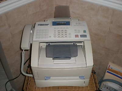 Brother - IntelliFax 4100 - Business Class Laser Fax - Reconditioned - Pre-Owned