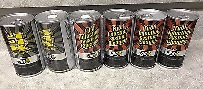 6 BG Products - 4 Fuel Injection System Cleaner PN 210 + 2 BG 44K PN 208
