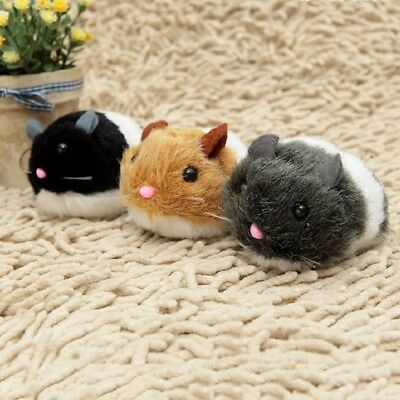 Pet Cat Rat Funny Toy Mouse Interactive Shock Shake Toys Novelty Puppy Toy Gift