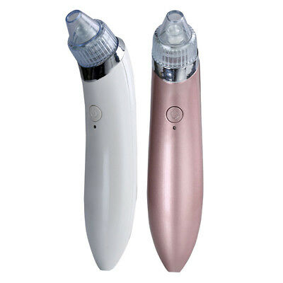 Blackhead Pimple Comedo Removal Care Machine Suction Microdermabrasion Portable