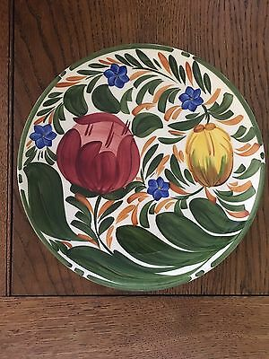 Wade Painted Plate
