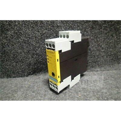 Siemens 3TK2842-1BB42 Sirius Safety Relay, Single Channel, 24VDC