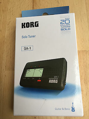 Korg GA-1 tuner for any guitar