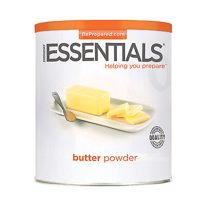 Dehydrated Butter Powder can