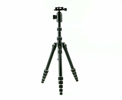 Dolica TX570DS Compact Tripod w/ Professional Ball Head and Built-In Monopod