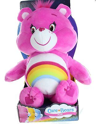 Care Bears Boxed Toy - 12 Inch Cheer Bear Super Soft Plush