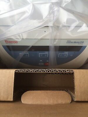 Thermo Fisher Scientific Sorvall Legend Micro 21R Centrifuge ~ Brand New