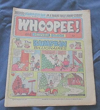 Whoopee Comic 27th September 1975