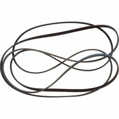 GE Dryer Drum Drive Belt, Black W