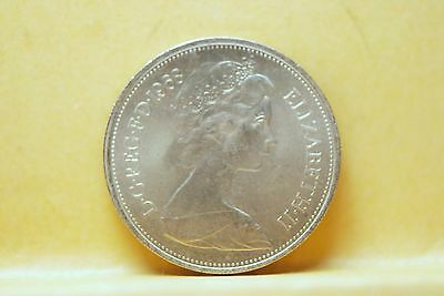 Great Britain, 1968 10 New Pence, Stylized Lion, AU, No Reserve,              *+