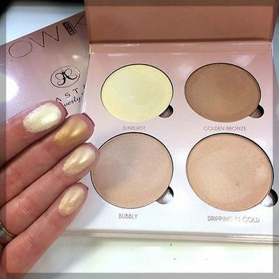 Anastasia Beverly Hills Glow Kit That Glow New Highlighter Dipped Palette Ship ❤