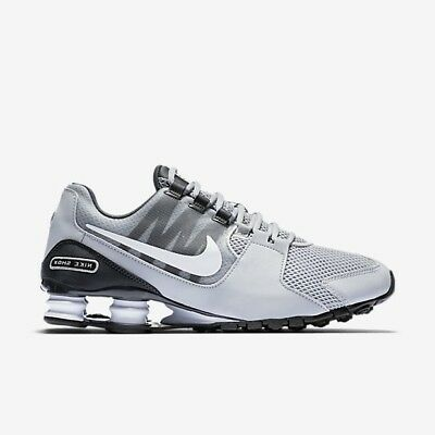 cheap for discount 5bbef afe79 ... hot nike shox avenue premium mens size train running wolf grey  anthracite 898036 001 9184d 59ad8