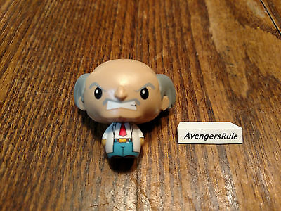 Mega Man Pint Size Heroes Mystery Mini-Figure Dr Willy