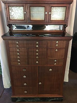 Antique Dental Cabinet in Beautiful Condition