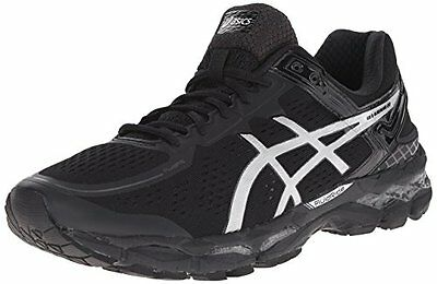 Asics Gel KAYANO 22 Mens Running Shoes size 6.5 ONYX SILVER CHARCOAL