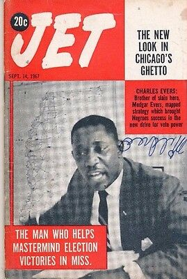 5/4/1967 Jet Magazine CHARLES EVERS ELECTION VICTORY MISSISSIPPi CHICAGO GHETTOS