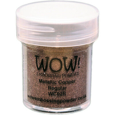WOW! Embossing Powder 15ml-Copper