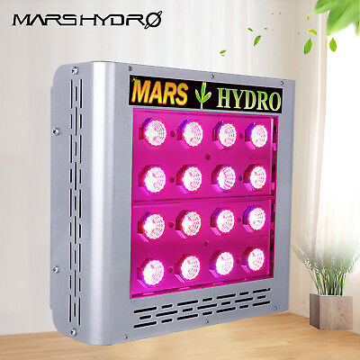 Mars Pro II 80 LED Grow Light kit Full Spektrum Lampe für Pflanze Blumen Gemüse