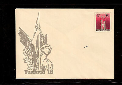 Lithuania 1991 Postal Stationary, Vasario 16 Act Of Independence Of Lithuania !!