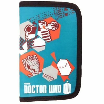 Bbc Doctor Who Filled Pencil Case 13 Piece Set Great Gift School Office