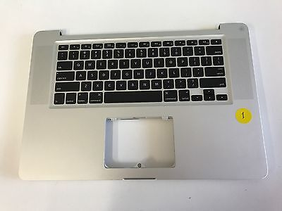 "MacBook Pro 15"" A1286 2010, 2011, 2012 Topcase with Working Keyboard"