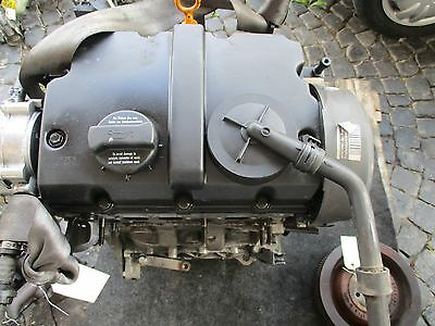 Motor ANY ohne Injectoren VW Lupo 3L Audi A2 1.2 TDI 45KW 61PS (3157)