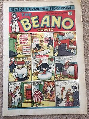 The Beano Comic issue No. 226 Feb 26th 1944