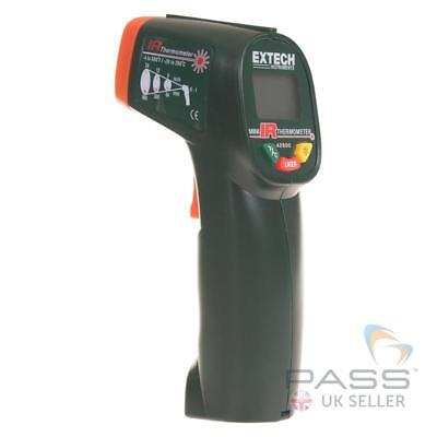 *SALE* Extech 42500 Mini IR Thermometer with Laser Pointer + Case / (-20 to 260°