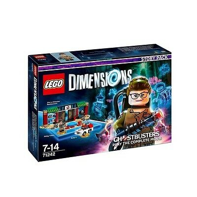 LEGO DIMENSIONS 71242 STORY PACK Ghostbuster storia Abby pronta consegna nuovo