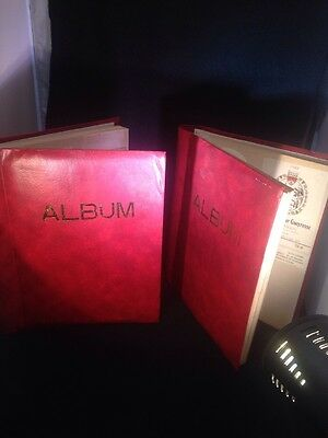 Collectible Wine Labels - Two Albums
