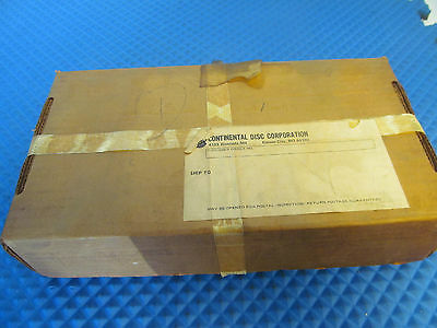 """New Continental Rupture Disc 140736 CAL-VAC 3"""" 35 PSIG Free Shipping"""