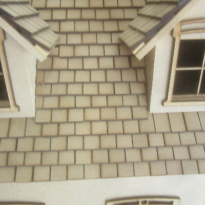 Dolls House 12th scale  Roof Tile  Shingles       DHD 503