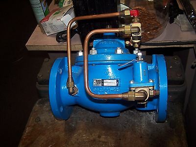 "Watts Acv 3"" Pressure Reducing Control Valve Fig # 115  2013-3   Cl150"