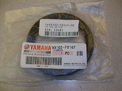 OEM Yamaha 93102-70167-00 OIL SEAL,SD-TYPE for XS XJ 650 750 850 1100 V Star Max