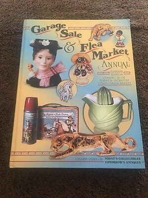 Book Garage Sale & Flea Market Annual 11th Edition Price Guide 2003
