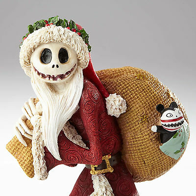Disney Showcase Santa Jack Skellington Nightmare Before Christmas 4058295 NEW