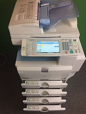 Ricoh Aficio MP5001 B & W Pre-Owned Used Copier In Mint Condition Under 65K Only